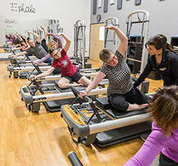 Complimentary Private Pilates Foundation Session