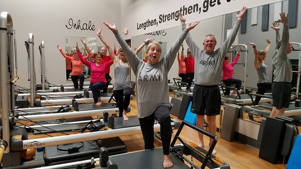 The Pilates Body In Our Community